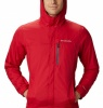 Columbia Men's Pouring Adventure II Jacket - Mountain Red