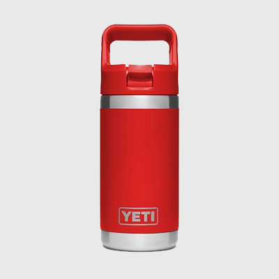 Yeti Rambler Jr 12oz Kids Bottle - Canyon Red