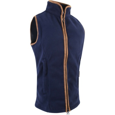 Jack Pyke Ladies Countryman Fleece Gilet - Navy