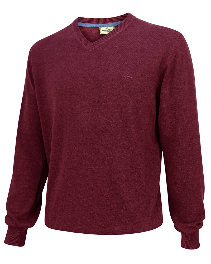 Hoggs Of Fife Stirling Ls Pullover