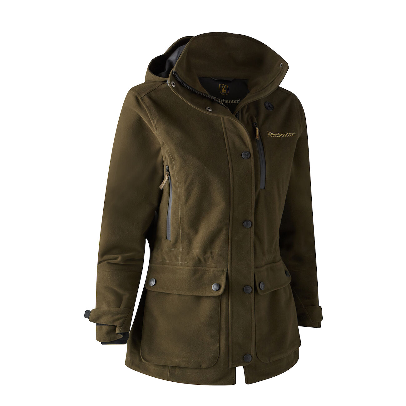 Deerhunter Lady Gabby Jacket - Peat