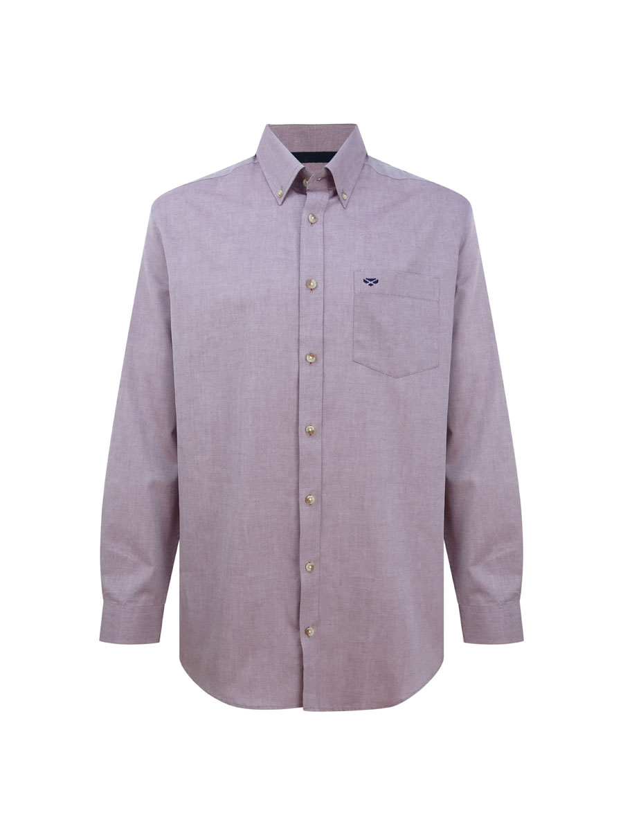 Hoggs Of Fife Sunningdale Short Sleeved Shirt