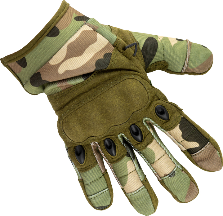 Viper Elite Gloves Military Style Tactical Knuckle Protection Vcam Airsoft