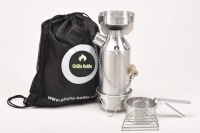 Ghillie Kettle The Maverick & Cook Kit - Aluminium