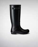 Hunter Womens Norris Field Boot - Black