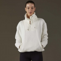 Toggi Cloud Sherpa Fleece Womens - Snow White