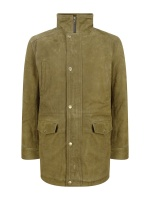 Hoggs of Fife - Dunkeld Leather Field Jacket