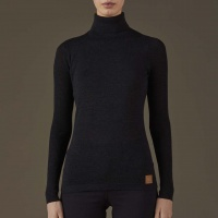 Toggi Bramble Roll Neck Jumper Womens - Black Marl