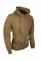 Viper Tactical Zipped Hoodie - Coyote