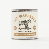 Bradley Mountain - The Wayfarer Candle