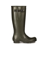 Hunter Mens Norris Field Side Adjustable Neoprene Lined Wellington Boots