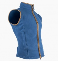 Jack Pyke Ladies Countryman Fleece Gilet - Denim