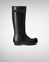 Hunter Mens Norris Field Boot - Black