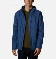 Columbia Men's Pouring Adventure II Jacket - Night Tide