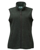 Hoggs Of Fife Sussex Ladies Tufted Fleece Gilet