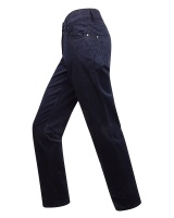 Hoggs Of Fife Ladies Stretch Cord Jeans - Navy