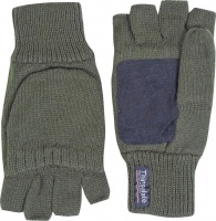 Jack Pyke Suede Palm Shooter Mitts