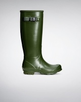 Hunter Womens Norris Field Boot - Vintage Green