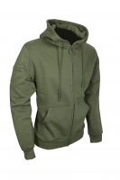 Viper Tactical Zipped Hoodie - Green