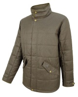 Hoggs Of Fife Elgin Mens Quilted Jacket