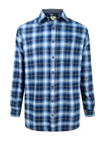 Hoggs Of Fife Orkney Flannel Shirt