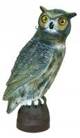 Flambeau Small Owl Decoy